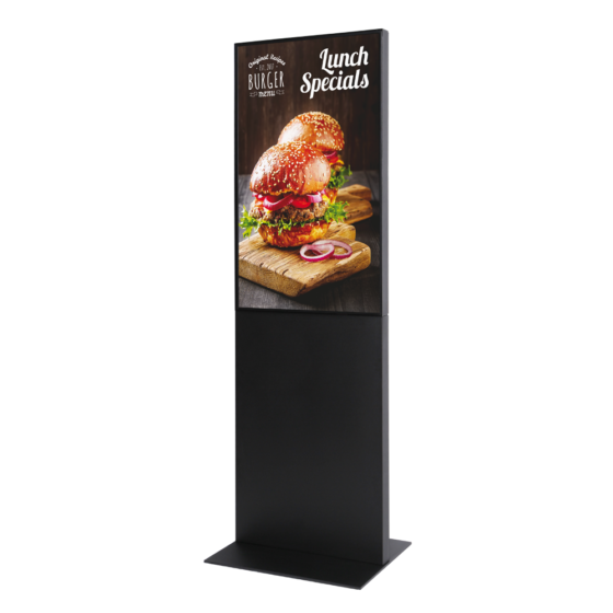 Smart Line Digital Totem | Digital Signage | Jansen Display
