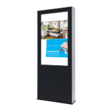 Outdoor Digital Totem | Digital Signage | Jansen Display