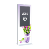 Digital Totem Fabric | Digital Signage | Jansen Display